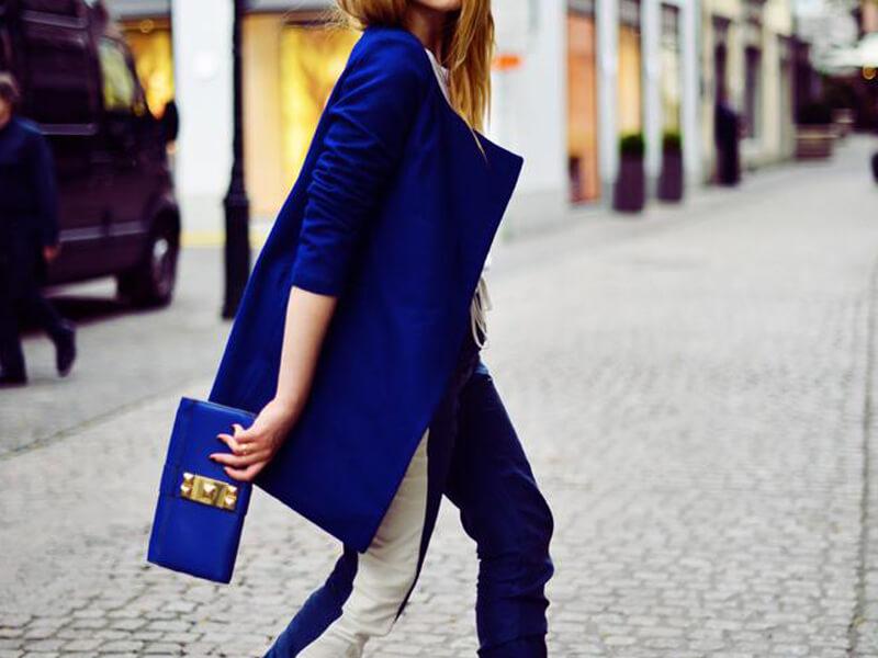 Mavi Renk İçin Kombin Önerileri