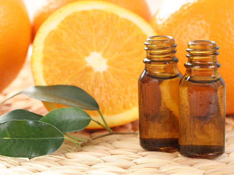 Organik Portakal Esansiyel Yağı