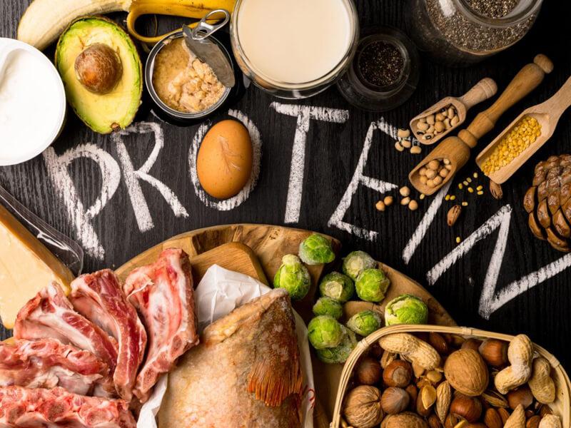 Protein tüketimini artırın