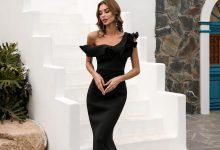 Siyah Elbise Kombin Önerileri