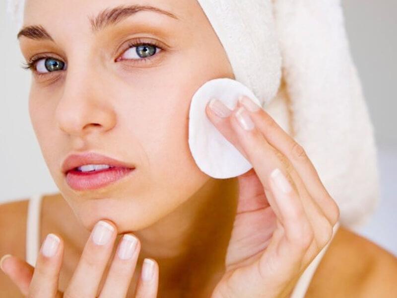 Yüzünüzü temizleyin
