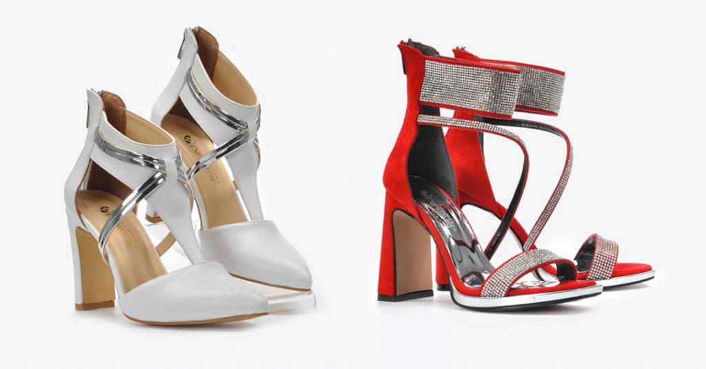 Kadın Topuklu Ayakkabı Modelleri