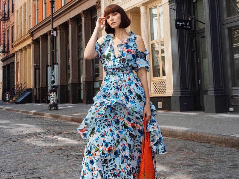 Bahar kıyafetleri