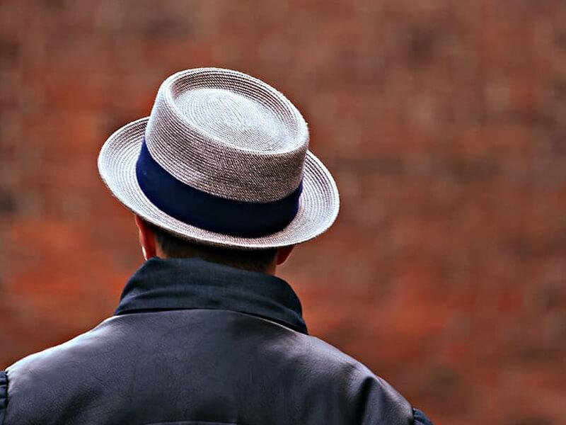Erkek Şapka Terimleri Sözlüğü