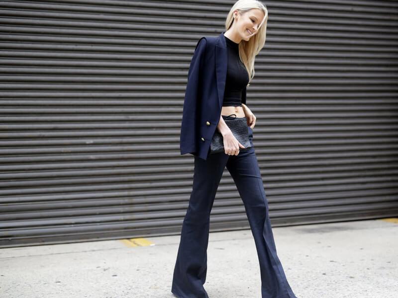 Uzun boylu kadınlar için en iyi pantolonlar