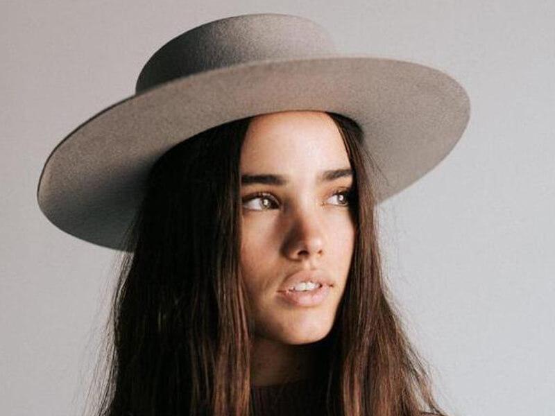 Yüz Şekline Uygun Şapka Modelleri